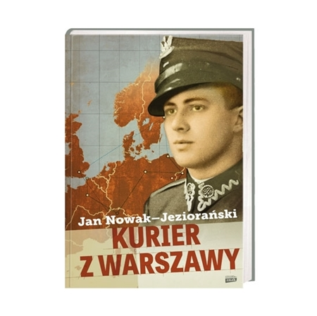 Kurier z Warszawy - Jan Nowak-Jeziorański : Książka