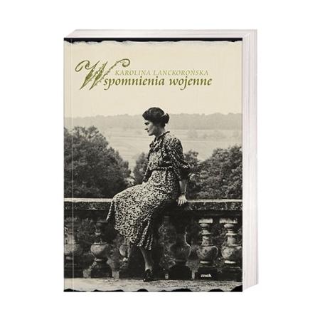 Wspomnienia wojenne - Karolina Lanckorońska : Książka
