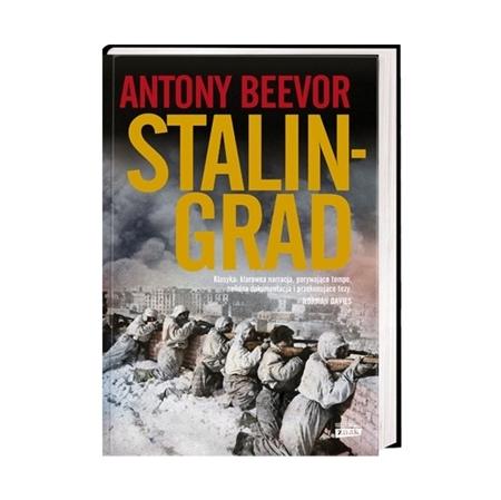 Stalingrad - Antony Beevor : Książka