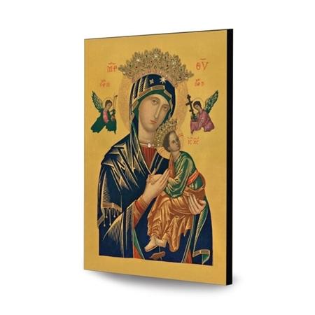 Matka Boża Nieustającej Pomocy - obraz na desce