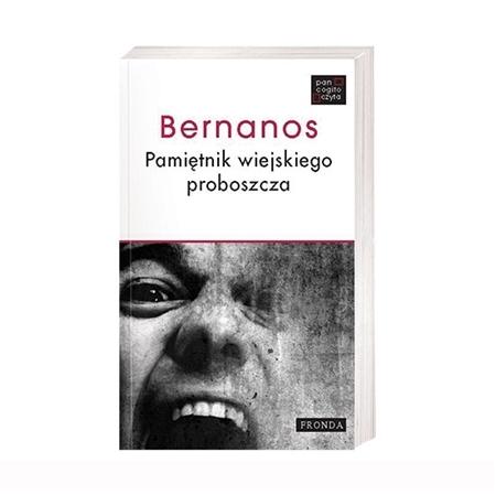 Pamiętnik wiejskiego proboszcza - Georges Bernasos : Książka