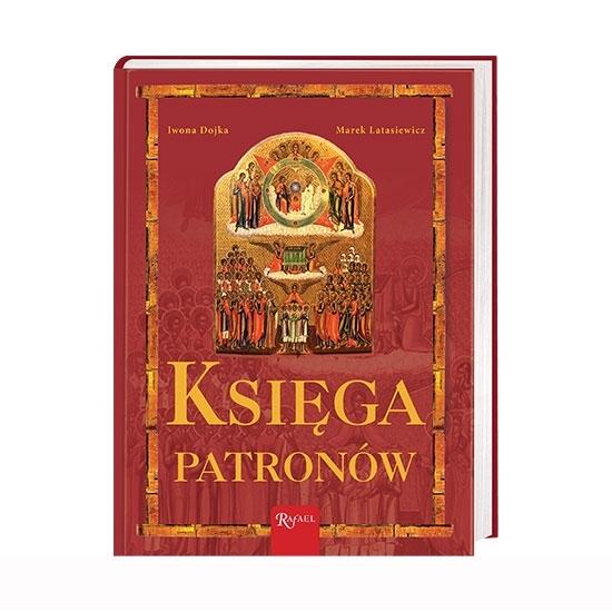 Księga patronów - Marek Latasiewicz : Książka