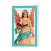 Anioł z księgą  - Obrazek kolędowy - OB30