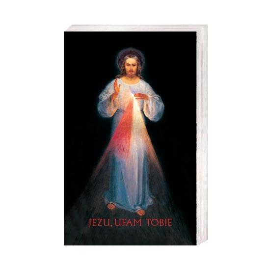Jezu Ufam Tobie - Obrazek kolędowy - OB35
