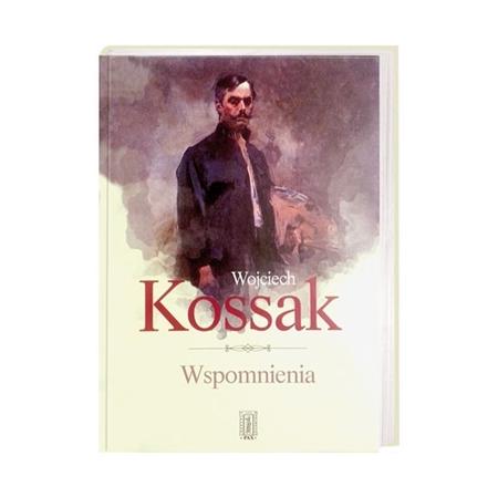 Wspomnienia - Wojciech Kossak : Książka