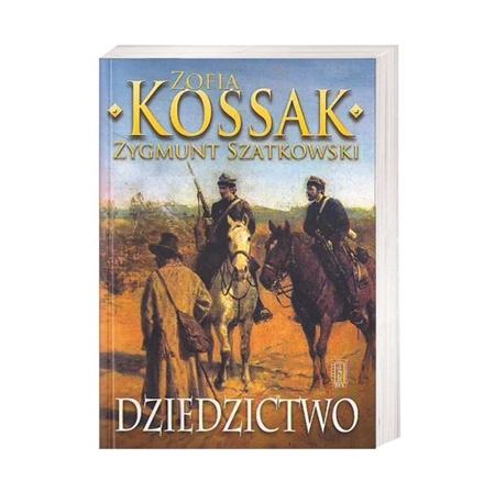 Dziedzictwo, cz. 3 - Zofia Kossak : Książka