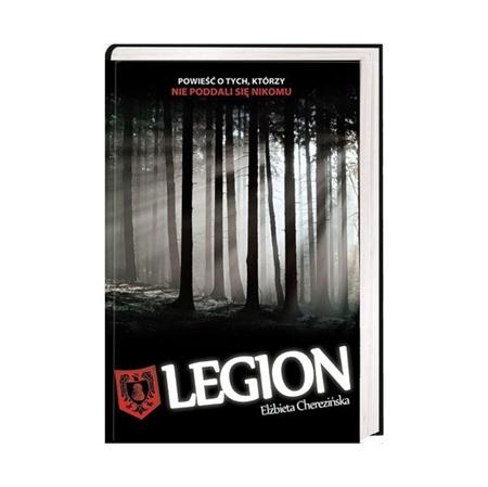Legion - Elżbieta Cherezińska : Książka
