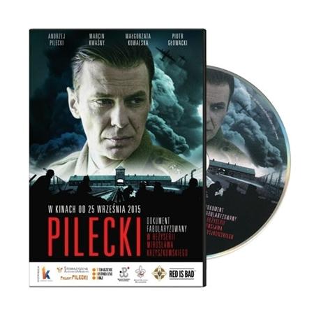 Pilecki - Książeczka z filmem DVD