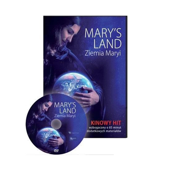 Mary's Land. Ziemia Maryi : Książka z filmem DVD