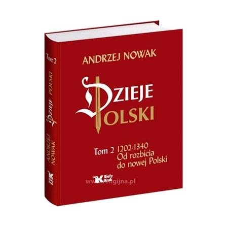 Dzieje Polski. Tom 2 - Andrzej Nowak : Książka
