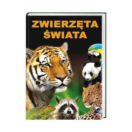 Zwierzęta świata : Album : Książka
