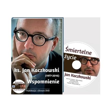 Ks. Jan Kaczkowski (1977-2016). Wspomnienie. Książeczka z filmem DVD