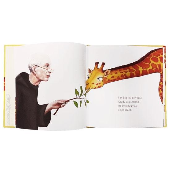 Dlaczego żyrafa ma długą szyję? - Knabit Leon OSB : zawartość