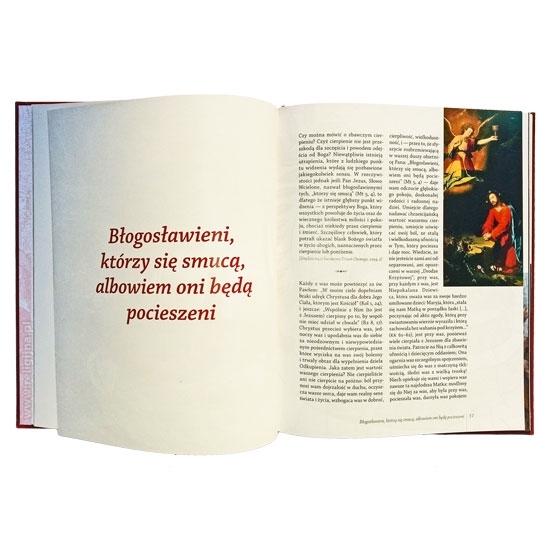 Osiem błogosławieństw - Św. Jan Paweł II : Album - Zawartość