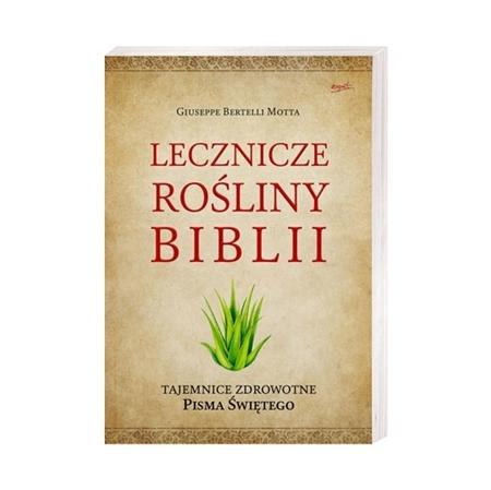 Lecznicze rośliny Biblii - Giuseppe Bertelli Motta : Książka