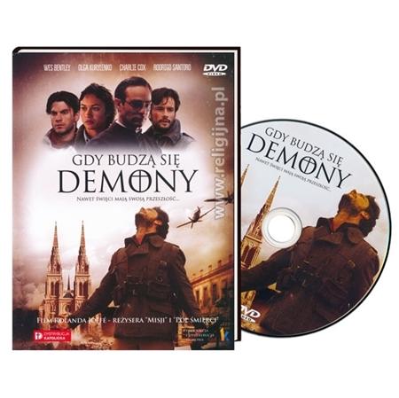 Gdy budzą się demony. Książeczka z filmem DVD