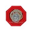 Medalik Maryja Wspomożycielka Wiernych z łańcuszkiem - srebrny, w jubilerskim opakowaniu