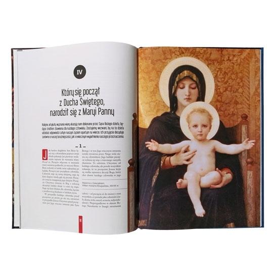 Wierzę. Krótki komentarz do Symbolu Apostolskiego : Album : Zawartość
