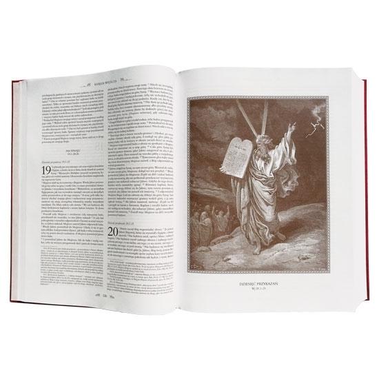 Biblia Jubileuszowa : Mojżesz i Dziesięć przykazań