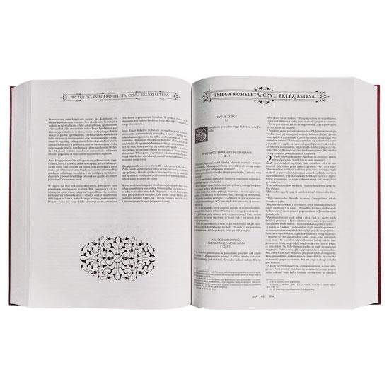 Biblia Jubileuszowa : Tekst
