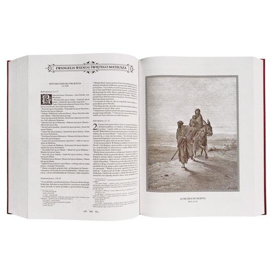 Biblia Jubileuszowa : Ucieczka do Egiptu