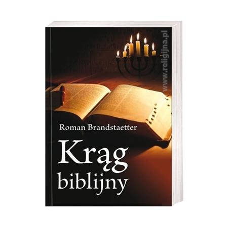 Krąg biblijny - Roman Brandstaetter : Książka