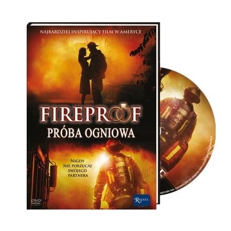 Fireproof. Próba ogniowa. Film DVD