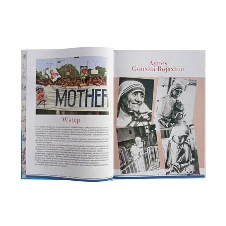 Święta Matka Teresa z Kalkuty. Album - zawartość