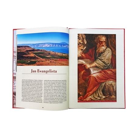 Uczniowie Jezusa. Album - zawartość