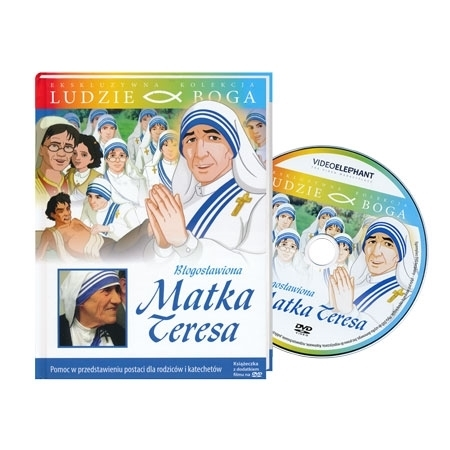 Matka Teresa. Animowany film DVD