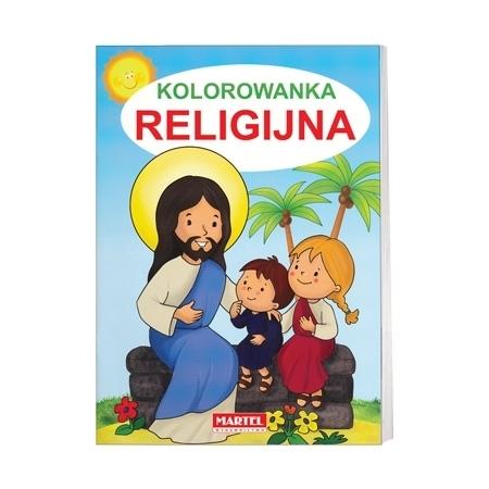 Kolorowanka religijna