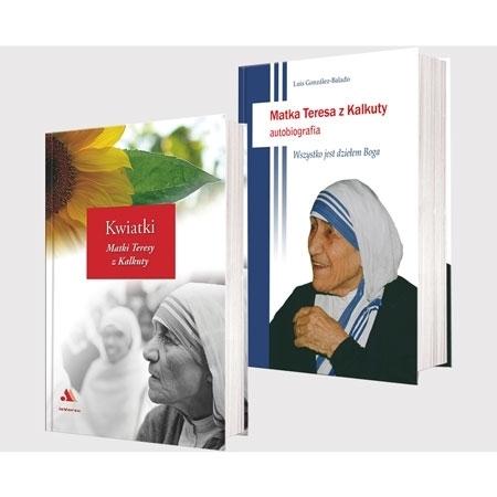 Matka Teresa z Kalkuty. Pakiet książek: Autobiografia oraz Kwiatki Matki Teresy z Kalkuty