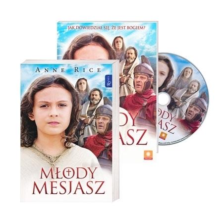 Młody Mesjasz. Książka oraz film DVD - pakiet