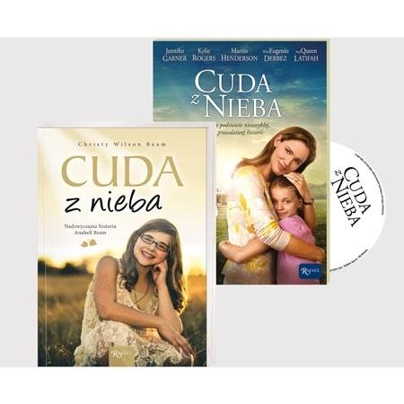 Cuda z Nieba. Książka oraz film DVD - pakiet