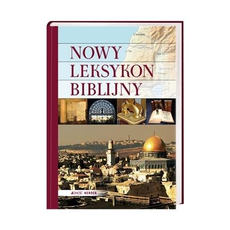 Nowy leksykon biblijny : Książka