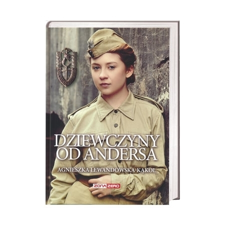 Dziewczyny od Andersa - Agnieszka Lewandowska-Kąkol : Książka