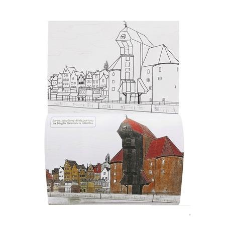 Kolorowanki biało-czerwone, cz. II: Słynni Polacy, miasta, pejzaże, stroje historyczne, symbole narodowe