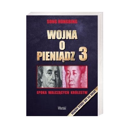 Wojna o pieniądz, t. 3 - Song Hongbing : Książka