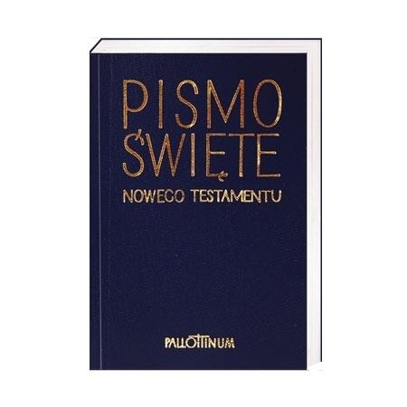 Pismo Święte Nowego Testamentu - wydanie kieszonkowe