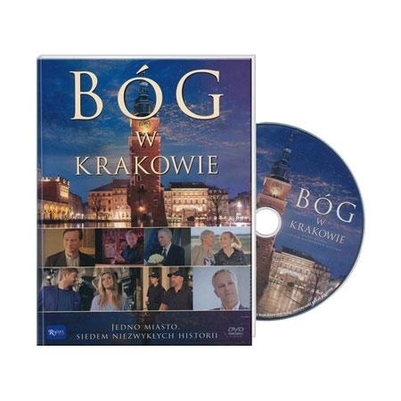 Bóg w Krakowie. Film DVD
