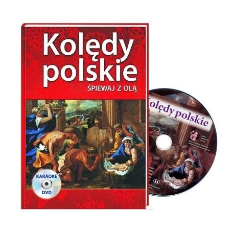 Kolędy polskie. Śpiewaj z Olą - karaoke i DVD