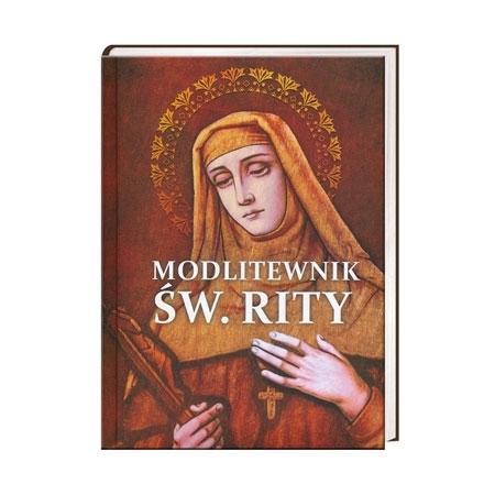 Modlitewnik św. Rity : Książka