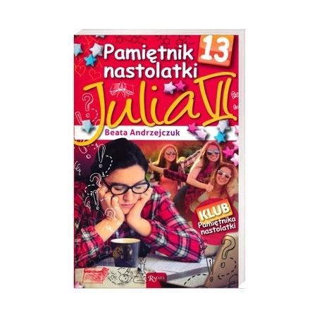 Pamiętnik nastolatki 13. Julia VI - Beata Andrzejczuk : Książka