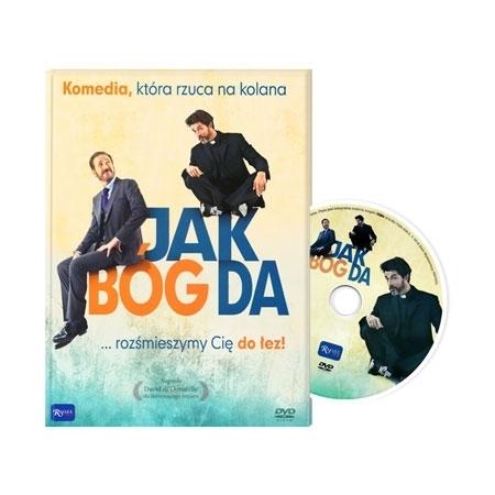 Jak Bóg da. Film DVD