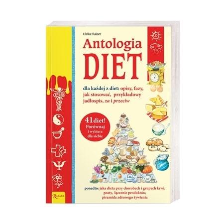 Antologia diet - Urlike Raise : Książka