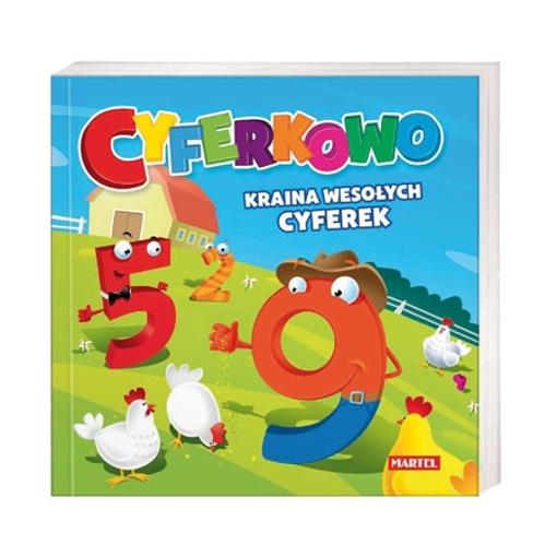 Cyferkowo : Książka : Dla dzieci