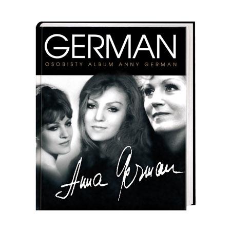 German. Osobisty album Anny German - Marzena Baranowska : Książka