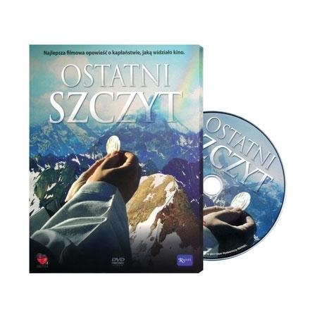 Ostatni szczyt. Film DVD