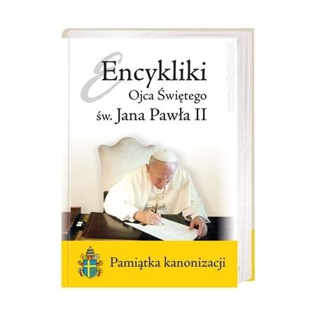 Encykliki Ojca Świętego św. Jana Pawła II - Pamiątka kanonizacji : Książka