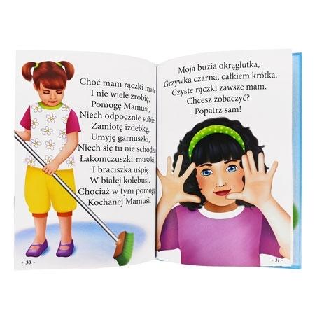 Wierszyki przedszkolaka - zawartość